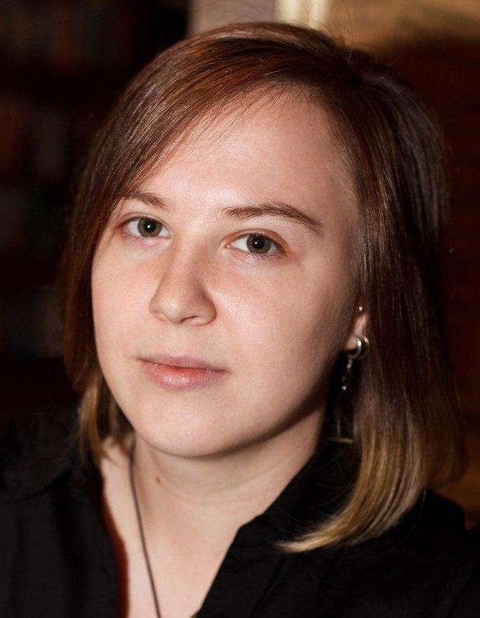 Вероника Беркутова